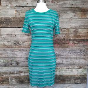 H&M Short Sleeve Greene Dress 12